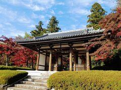 能仁寺に寄ります。 曹洞宗の寺院です。