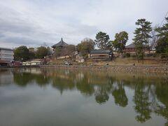 猿沢池に来ました。