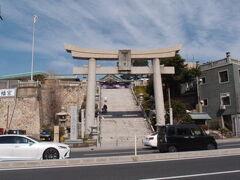 亀山八幡宮(山口県下関市)
