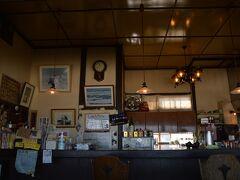 北浜駅には「停車場」というカフェがあります。