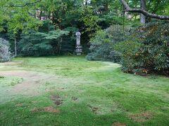 三千院の庭園です。