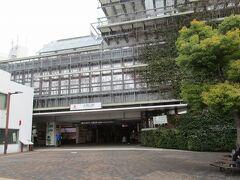 東急・大岡山駅