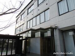 『宮島 離れの宿 IBUKU』は、本館(内湯)・別邸(露天風呂)に各10室。 今回は、別邸の離れに宿泊します。