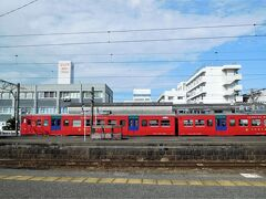 列車は日豊本線に合流し、