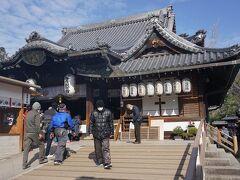 ●あびこ山大聖観音寺  正式には、「あびこ山大聖観音寺」というそうです。 日本最古の観音霊場のようです。 ちなみに546年創建、聖徳太子が建立したと言われています。