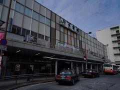 この日は、大宮駅の東口から散策を開始。 新幹線も発着する県下最大の駅でありながらも、落ち着いた佇まいを見せる駅舎は、なかなか風情がある。