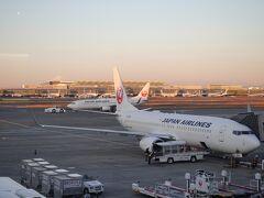 2021年2月18日 快晴 羽田空港 8時15分発JL0625便 熊本空港行きにて熊本へ旅立ちました。 搭乗まではパワーラウンジサウスにてコーヒーをがぶ飲み。 この頃はパンが無いのでちょっと寂しい。 でも富士山が綺麗に見えたので良しとしよう。