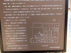 旧田中家住宅。内部が公開されています