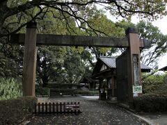 綾国際クラフトの城 入口  冠木門