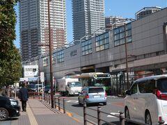 【南千住駅】  JR常磐線 地下鉄日比谷線が通ります。