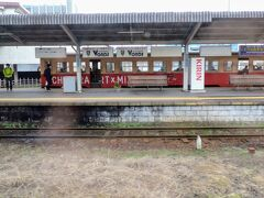 小湊鉄道との乗換駅、五井駅に到着。  千葉を横断する非電化ローカル線、小湊鉄道といすみ鉄道にもぜひ乗車してみたいものです。