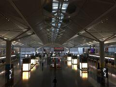 コロナ禍の空港は悲惨な状況です・・・