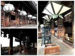 絵になる行灯。 やっぱり、東大寺って行灯のイメージなんだよねー。 そのイメージを、ふふ奈良の照明も真似ていたんだろうな。