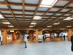 JR奈良駅は新しく生まれ変わったのでしょうか。 初めて来ましたがとても綺麗でした。