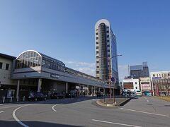 大船駅から総武線直通の横須賀線に乗って五井駅までやってきました。東京湾をグルッと周って2時間以上掛かります。