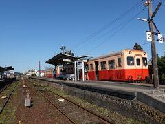 乗ってきた列車は上総牛久駅止まりでしたので、ここで次の列車が来るのを待ちます。