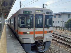 富士宮駅に到着です。 ここからは山岳路線になっていきます。 富士宮駅 2445人