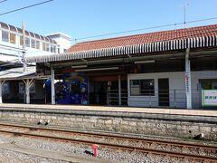 安房鴨川駅からはそのまま内房線になります。