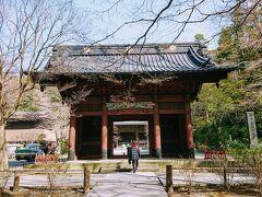 続いて本覚寺から徒歩5分。 ここも好きなお寺の妙本寺に来ました。