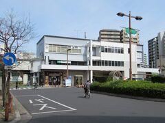 最寄の「北浦和駅」西口を出ると直ぐ、