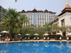 ちょっと諸問題でバンコク病院チェンマイに立ち寄ってて、先にホテルチェックインします。