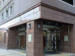 東横イン宮崎駅前 文字通り駅と目と鼻の先にある。