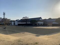 小峯城の歴史がわかる『小峯城歴史観』があります。