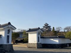 白河小峯城にやってきました。