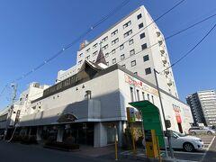 東横インがいっぱいだったので東京第一ホテル新白河に宿泊しました。