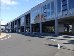 JR延岡駅 前回から、建て直されていた。