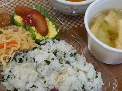東横イン宮崎駅前 2回目の朝食。
