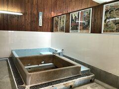 歴史資料館・甚風呂、浴室。