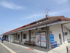 萩商港(萩海運離島航路のりば)