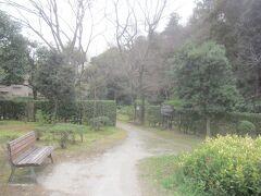 岡本静嘉堂緑地に来ました