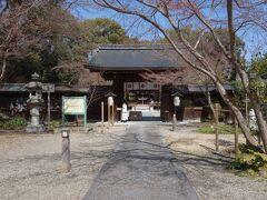梨木神社。
