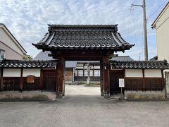 少林寺(石川県金沢市)