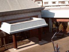 日本郷土玩具博物館の建物はそのまま残りましたね。