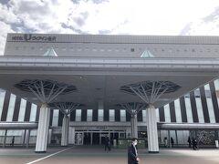 金沢駅バスターミナル