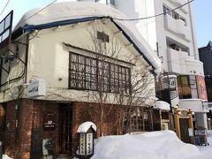 朝カフェにやっていたのは、1939年創業、旭川最古の喫茶店