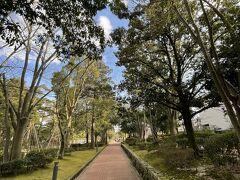 石川県立歴史博物館へ向かいました。