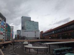 いつもの仙台駅にいます。 今日はどんより曇り空。山形行って蕎麦食って帰って来るだけなので集合は11時。