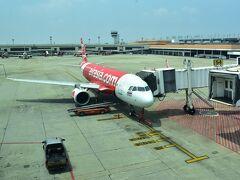 今回も、ドンムアン空港から、長距離バスより安い😁エアアジアで、4ヶ月振りに、チェンライに向かいます。