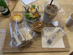 TODAI KITCHEN DELI&TEAで早めの夕飯