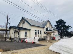 大沼公園駅。
