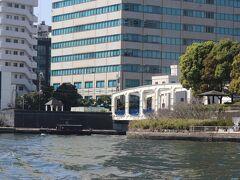 豊海橋 フィーレンデール構造と呼ばれる斜材を使わない、スッキリとしたデザインが特徴