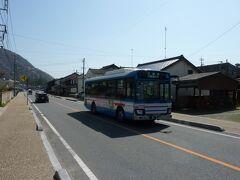 路線バス (一畑バス)