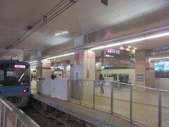結局新宿に戻ったら8時 新宿を出てから2時間半も時間を無駄にしてしまいました(´Д⊂ しかも、既に運転は再開していたみたいで、乗ってきた電車は奇しくも急行新松田行になっていました