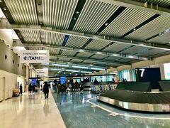 で、伊丹空港到着。