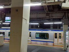 で、戸塚では4時30分に品川をでた横須賀線と接続を取るという謎が起きるわけだ。