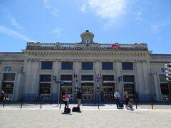 13:25定刻にアヴィニョン駅へ到着。